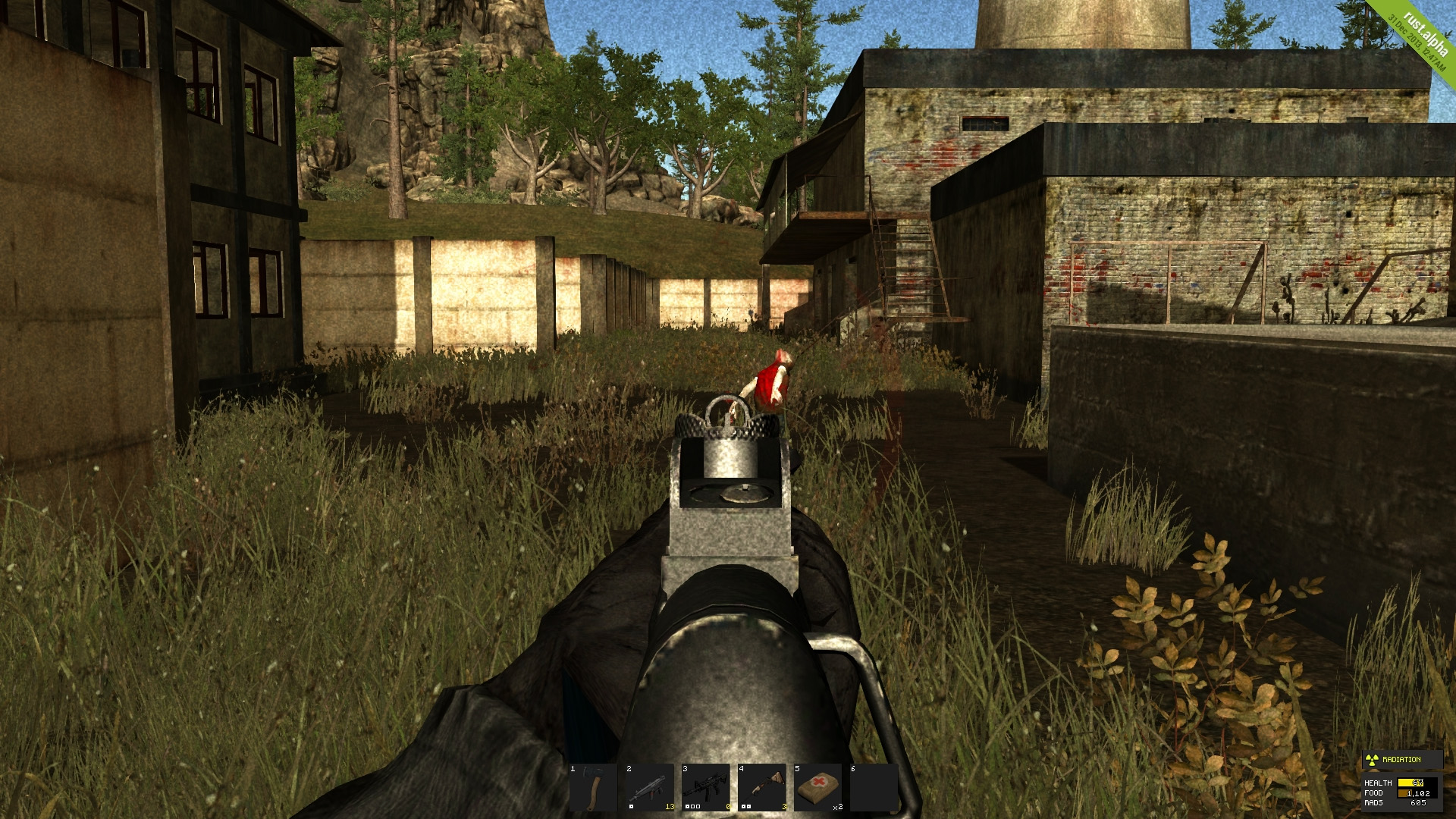 Go ahead using Rust Cheat in modern games