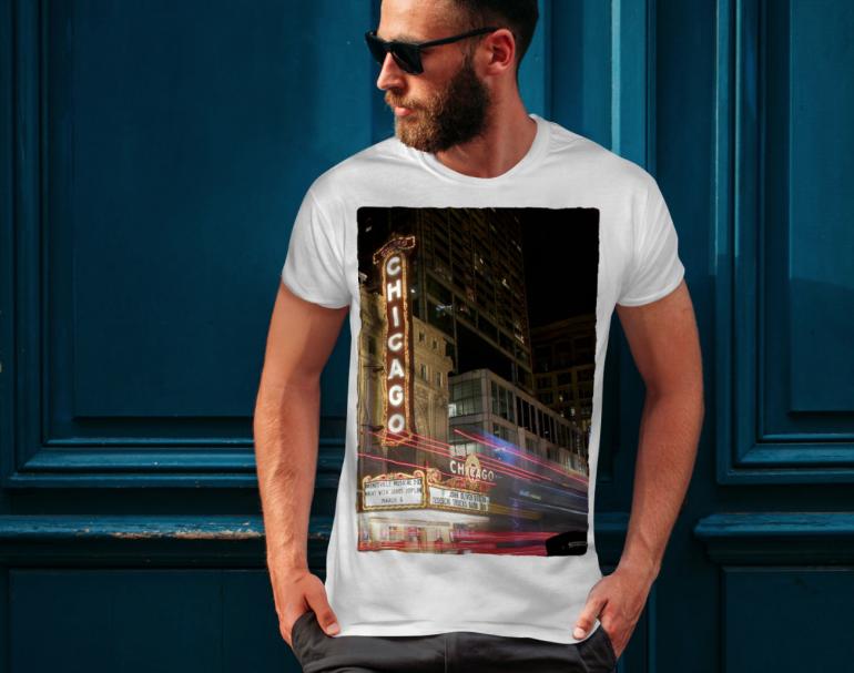 Printed T Shirts for Fashion