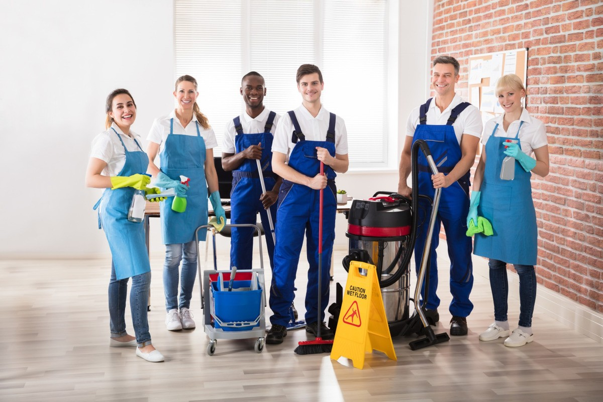 Considerations When Deciding On a Commercial Cleaning Service